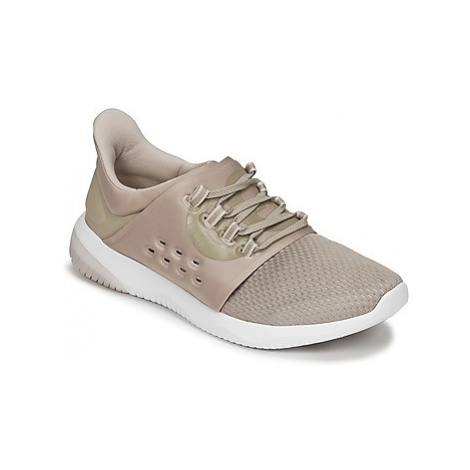 Asics KENUN LYTE men's Shoes (Trainers) in Beige