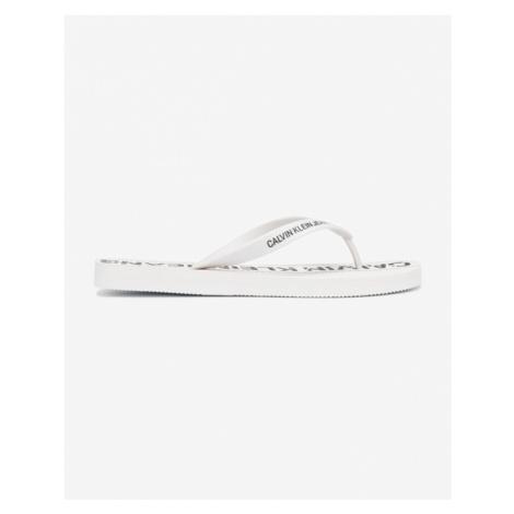 Calvin Klein Edmur Flip flops White