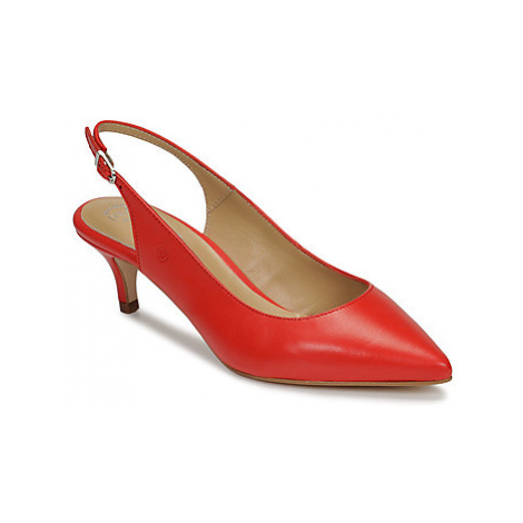 Betty London JIKOTEPE women's Court Shoes in Red