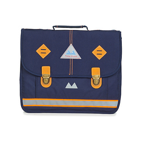 Poids Plume VISIBILITY CARTABLE 38 CM boys's Briefcase in Blue