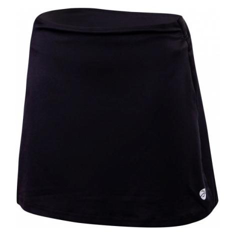 Klimatex MONIQ black - Women's running skirt 2in1