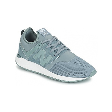 New Balance WRL247 women's Shoes (Trainers) in Blue
