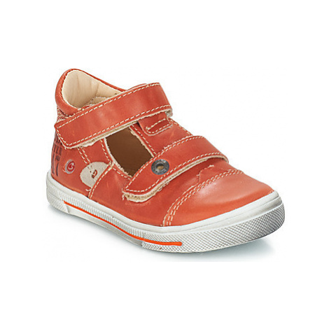 GBB STEVE girls's Children's Shoes (Pumps / Ballerinas) in Red