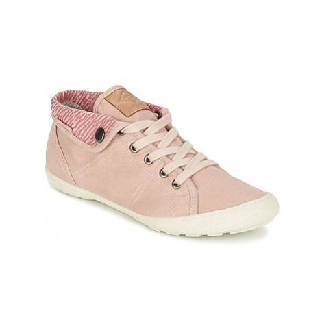 PLDM by Palladium GAETANE TWL women's Shoes (High-top Trainers) in Pink