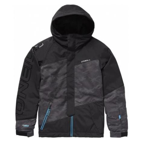 O'Neill PB THUNDER PEAK JACKET black - Boys' ski/snowboard jacket