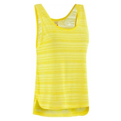 KARI TRAA MAREN TOP yellow - Light women's tank top