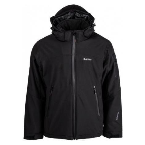 Hi-Tec GIKO black - Men's softshell jacket