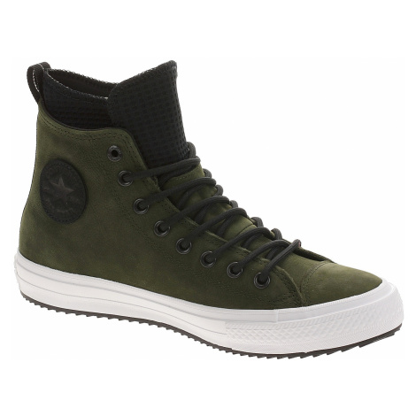 shoes Converse Chuck Taylor WP Boot Hi - 162408/Utility Green/Black/White