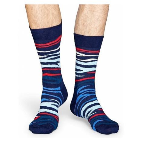 socks Happy Socks Multi Zebra - MZE01-6000