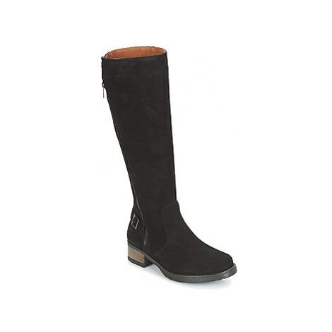 Dream in Green JOFORTA women's High Boots in Black