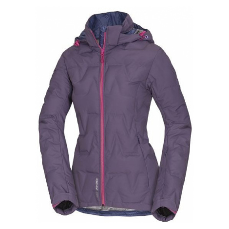 Northfinder ZIG purple - Women's jacket