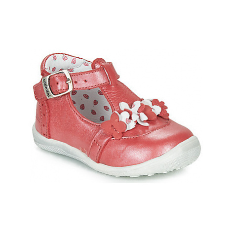 Catimini SALICORNE girls's Children's Sandals in Red