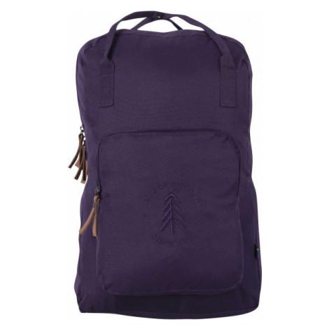 2117 STEVIK 27L purple - Large city backpack