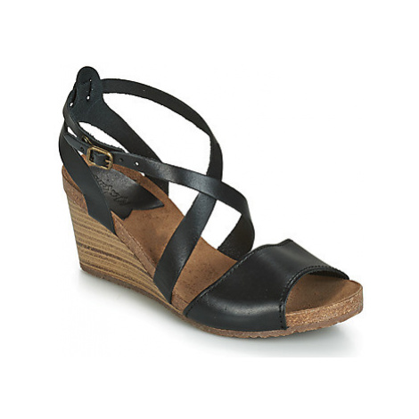Kickers SPAGNOL women's Sandals in Black
