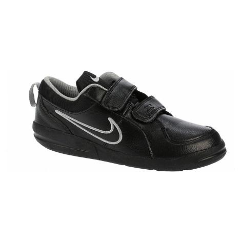 shoes Nike Pico 4 PSV - Black/Black/Metallic Silver