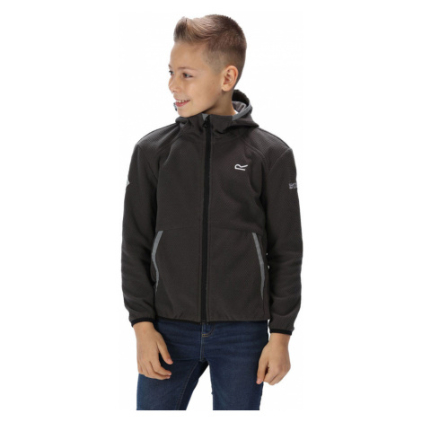 Regatta Thirl Full Zip Junior Hooded Fleece - AW19
