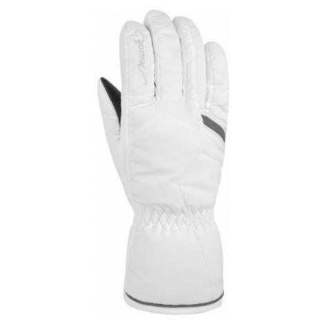 Reusch MARISA white - Women's ski gloves