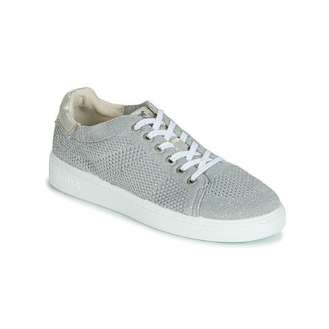 Mustang 1321301-23 women's Shoes (Trainers) in Silver