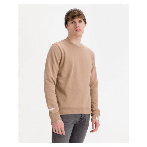 Replay Sweatshirt Beige