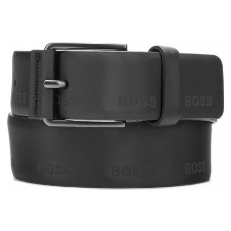 BOSS Belt Black Hugo Boss