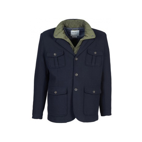 Pepe jeans CORTINA men's Jacket in Blue
