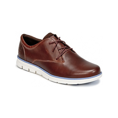 Timberland BRADSTREET PT OXFORD men's Mid Boots in Brown