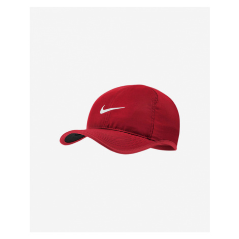 Nike Aerobill Featherlite Cap Red