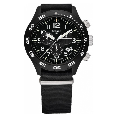 Traser H3 Watch Active Lifestyle P67 Officer Pro Chronograph
