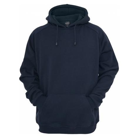 Urban Classics Blank Hoodie Hooded sweater navy