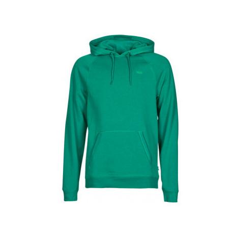 Vans MN VERSA HOODIE men's Sweatshirt in Green