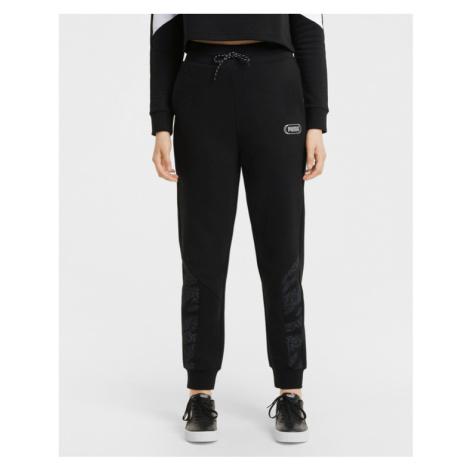 Puma Rebel Sweatpants Black
