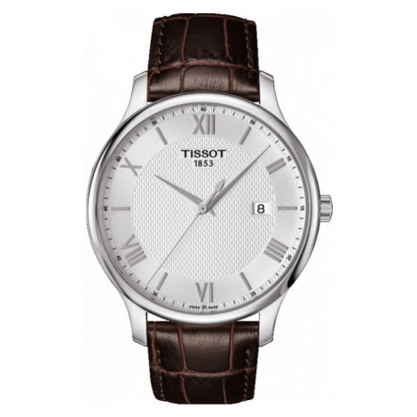 Mens Tissot Tradition Watch T0636101603800