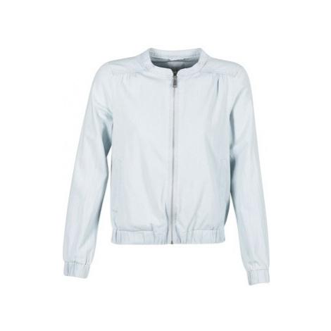 Vila VICENTRI women's Jacket in Blue
