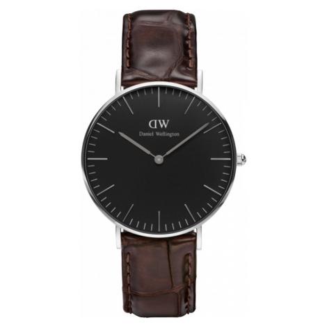 Unisex Daniel Wellington Classic Black York Watch 36mm Watch DW00100146