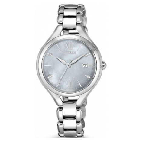 Ladies Citizen Ladies Super Titanium Titanium Watch