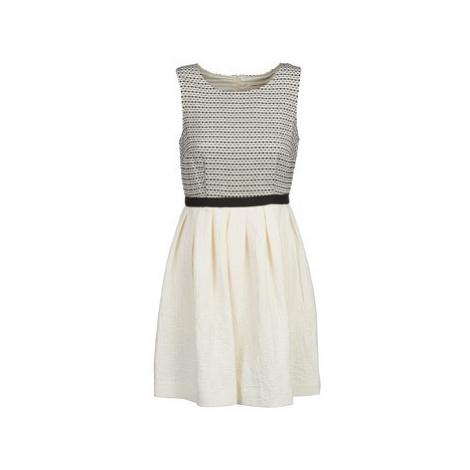 Naf Naf EDELLE women's Dress in White
