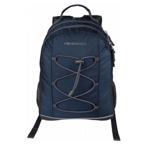 Crossroad DAYPACK 15 blue - City backpack
