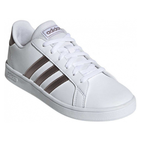 adidas GRAND COURT K white - Kids' shoes