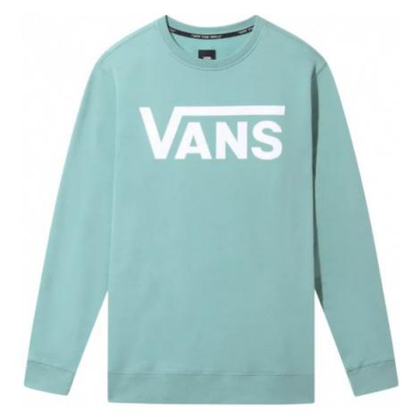 Vans MN VANS CLASSIC CREW II green - Men's sweatshirt