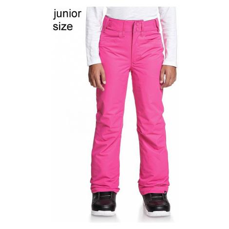 pants Roxy Backyard - MML0/Beetroot Pink - girl´s