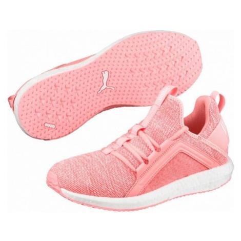 Puma MEGA NRGY KNIT WNS pink - Women's leisure footwear