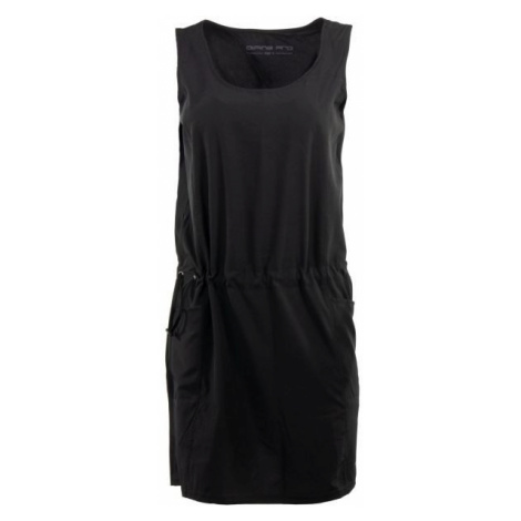 ALPINE PRO PHILA 2 black - Women's dress