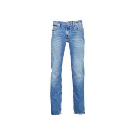 Tommy Jeans ORIGINAL STRAIGHT RYAN FLTNM men's Jeans in Blue Tommy Hilfiger