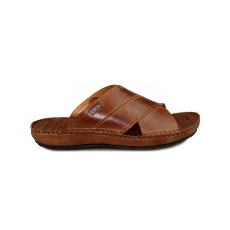 Pikolinos Sandals TARIFA 06J OPEN men's Sandals in Brown