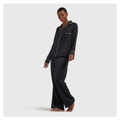 Claudia Shirt and Trouser Black Bluebella