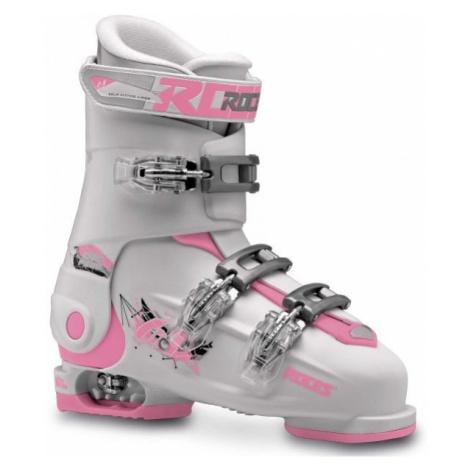 Roces IDEA FREE white - Children's ski boots