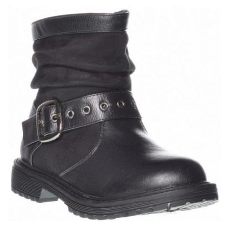 Junior League TRANAS black - Girls' winter boots