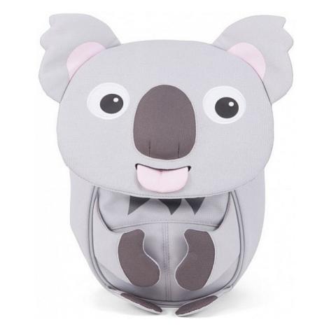 backpack Affenzahn Karla Koala - Gray/Pink - kid´s