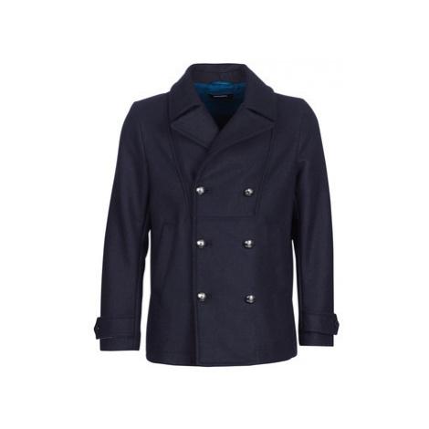 Blue men's coats