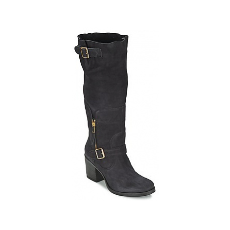 Fornarina DORY women's High Boots in Black